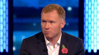 Paul Scholes Lets Rip At Louis van Gaal Again!