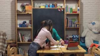 Занятие Английский для малышей 5-6 лет