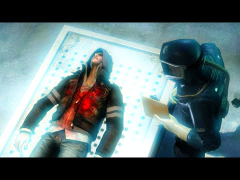 Prototype Remastered Alex Mercer Escapes The Morgue HD 60FPS 1080p