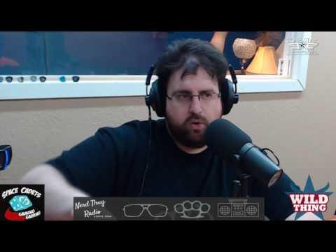 Nerd Thug Radio Episode 68 part 6. Top 3 Pop-Culture Franchises