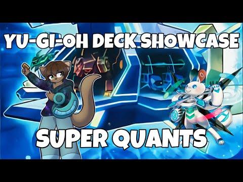 Yu-Gi-Oh Deck Showcase - Super Quants