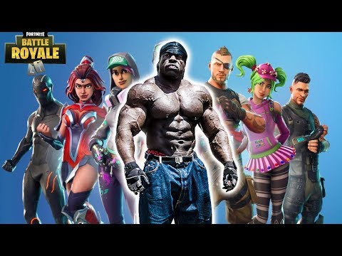 FORTNITE BATTLE ROYALE // ROAD TO 100 SQUAD WINS // PS4 PRO