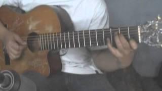 "AUDY ""SATU JAM SAJA"" (Indonesian Fingerstyle Guitar) - Omen Ranger"