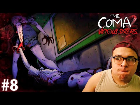 THIS IS WHY I HATE HOSPITALS!!! | The Coma 2 Vicious Sisters | Part 8 |