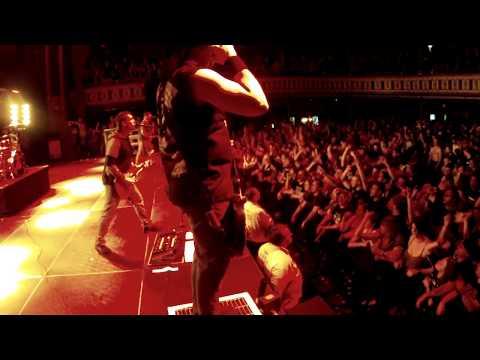 "SEVENDUST  Live ""Face To Face""   4 camera's HD Atlanta, GA Tabernacle 4-24-13"