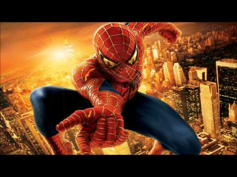 Spider-Man 2 (2004) Main Title by Danny Elfman (HD 1080p)