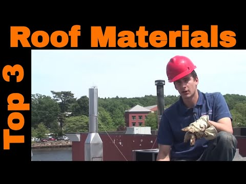 Top 3 Flat Roof Systems Explained - Torch Down, EPDM, TPO - Which is the best?