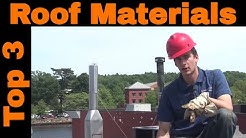 Top 3 Flat Roof Materials Explained - Torch Down, EPDM, TPO - Which is the best?