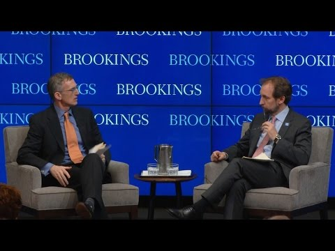 A conversation with UN High Commissioner for Human Rights Zeid Ra'ad Al Hussein - Part 2