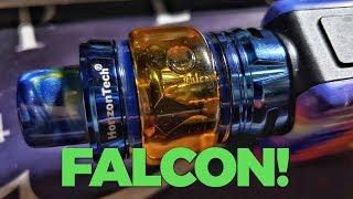 Horizon Falcon + Giveaway Winners on VapeAM Ep 206!