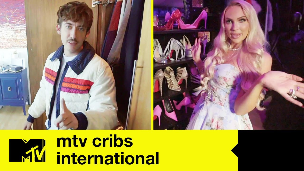 Christine Quinn e Kevin McHale: le loro case pazzesche   MTV Cribs International   Episodio 2