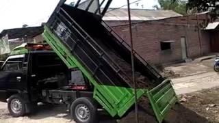 pick up L.300 dump elektrik
