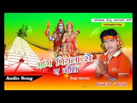 02 Bhang Piyla Se Audio Dhananjay ChauhanBhola Ji Ke Darsan Kali