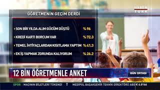 12 bin öğretmenle anket