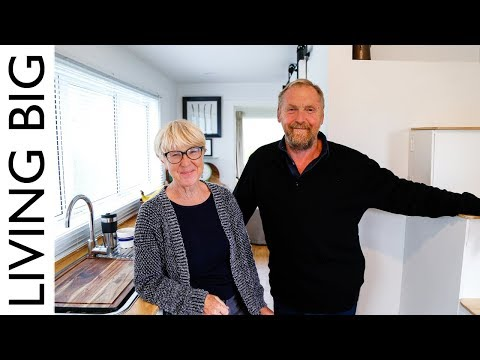 Couple Build Tiny House To Live Big In Retirement - Revisited