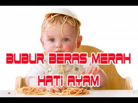 4 Contoh Resep Bubur Bayi 7 Bulan Untuk Penambah Berat Badan