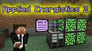 [PT/BR] Tutorial Applied Energistics 2 (Minecraft 1.7.10) - Parte 1 - O Básico