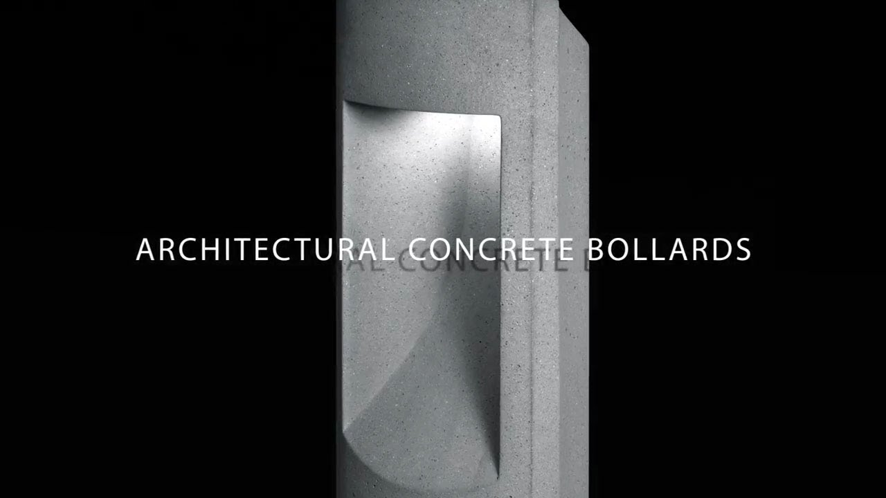 The VCB Series concrete bollards are uniquely designed with a sleek, clean appearance to complement architectural details with two distinct styles – archilinear and triarch. Learn more: https://www.hew.com/search?q=vcb