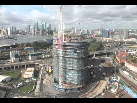 Hoola London progress 4th September to 5th November 2015