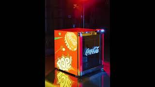 가정용 업소영 술냉장고 미니 원룸 카페 모텔 코카콜라
