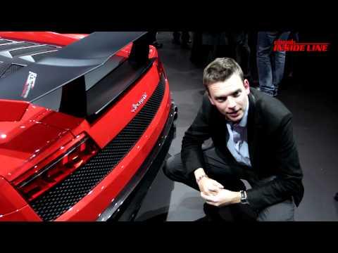 Lamborghini Gallardo LP570-4 Super Trofeo Stradale | 2011 Frankfurt Auto Show