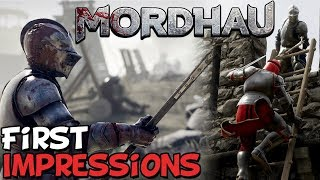 "Mordhau First Impressions ""Is It Worth Playing?"""