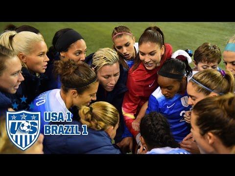 WNT vs. Brazil: Highlights - Oct. 21, 2015