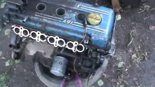 Разборка и Определение ремонта двигателя  406 1 Часть