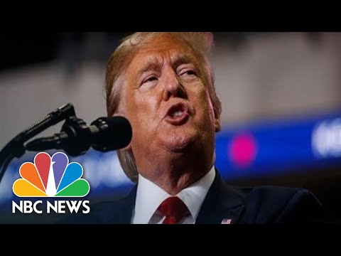 Watch Live: Trump Holds Campaign Rally In Minneapolis | NBC News