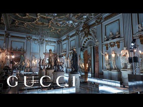 Gucci Cruise 2020 Fashion Show. http://bit.ly/2GPkyb3