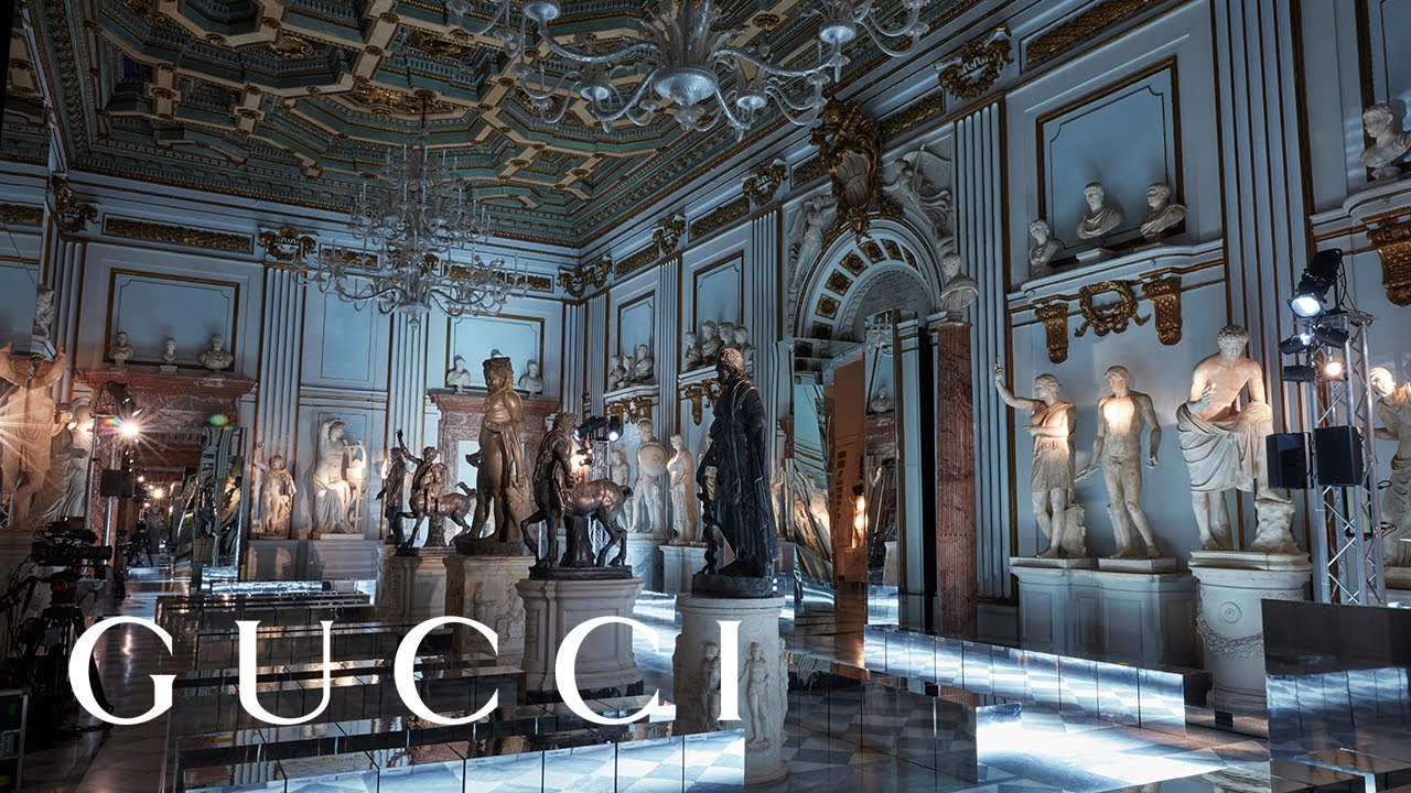 eac4d230 Stay Up Late And Stream Gucci Cruise 2020 Right Here ...
