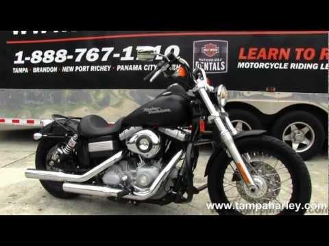 Used 2009 Harley-Davidson Dyna Street Bob FXDB Dealer