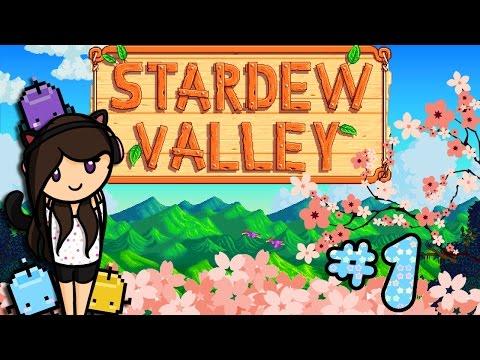 ✿ Benvenuta a Pelican Town, Spina! ✿ Stardew Valley - Ep. 1 ✿