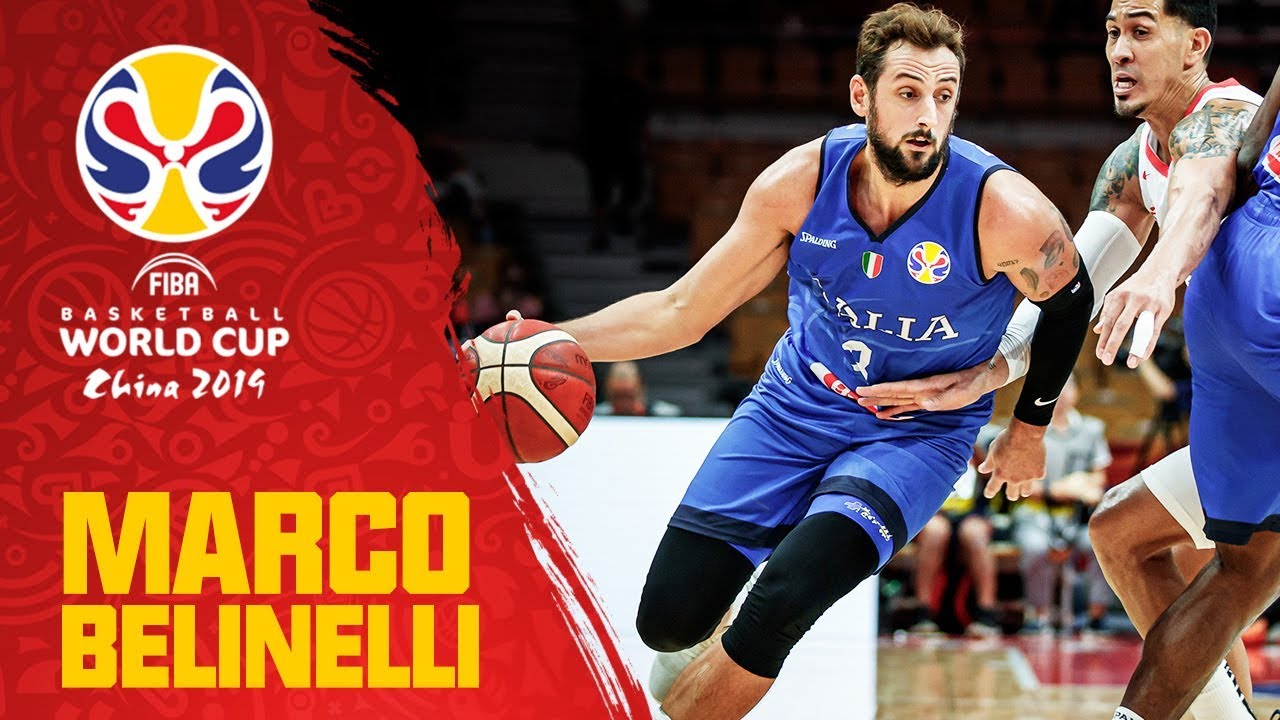 Marco Belinelli hit STRONG 27 PTS & 6 REB vs. Puerto Rico