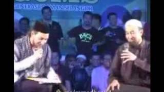 [FULL VIDEO] Ustaz Azhar Idrus & Zizan Raja Lawak @ Countdown 2012 - Part 2
