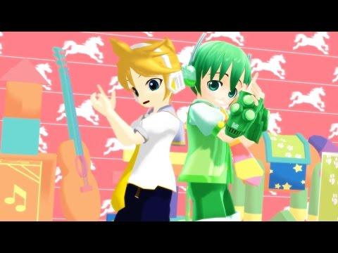【Len,Ryuto/Gachapoid】マトリョシカ(Matryoshka)【Cover】