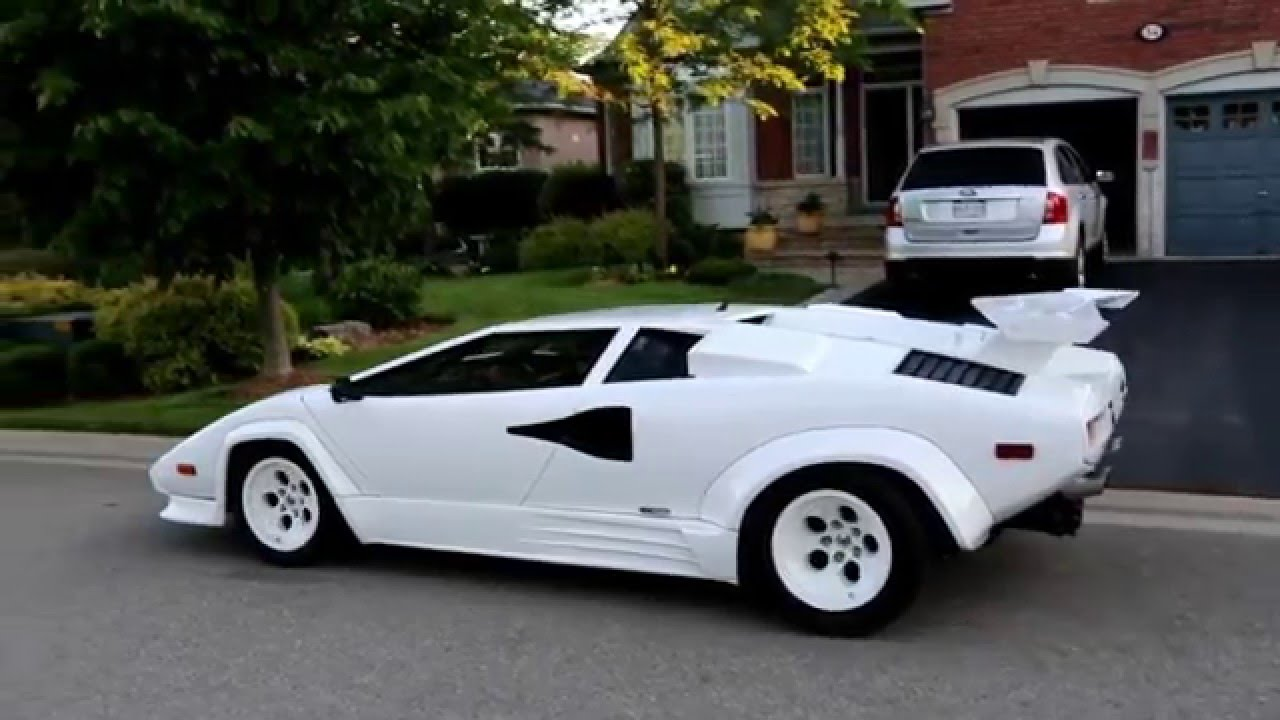 why and how we bought the countach replica youtube. Black Bedroom Furniture Sets. Home Design Ideas