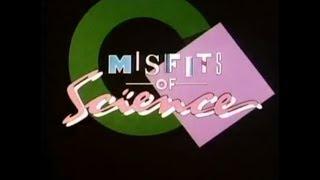 REUPLOAD - Misfits of Science (1985) TV Series Intro