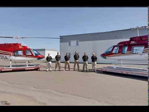 Corporate Helicopters | San Diego, CA | Helicopter Charter & Rental Service