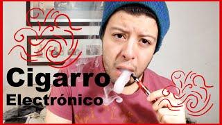 Cigarro Electrónico eGo-T ¿Es malo?