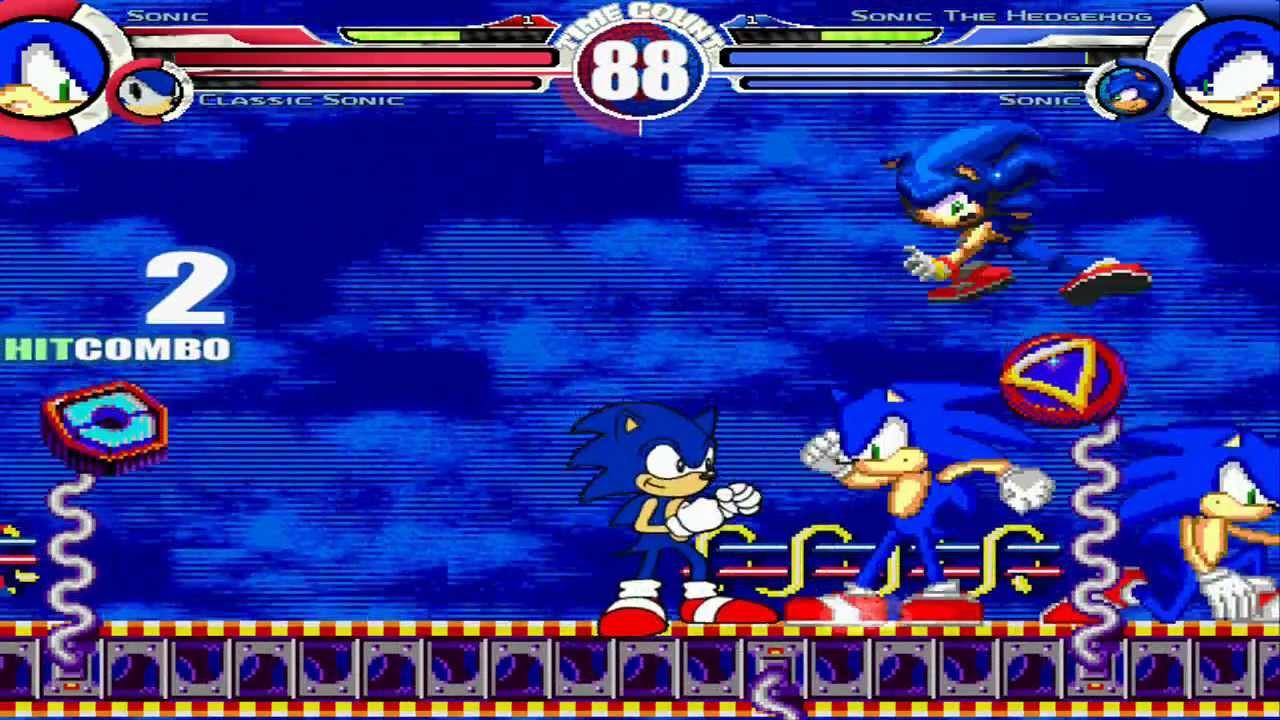 Sonic the Hedgehog | MUGEN Database | Fandom powered by Wikia