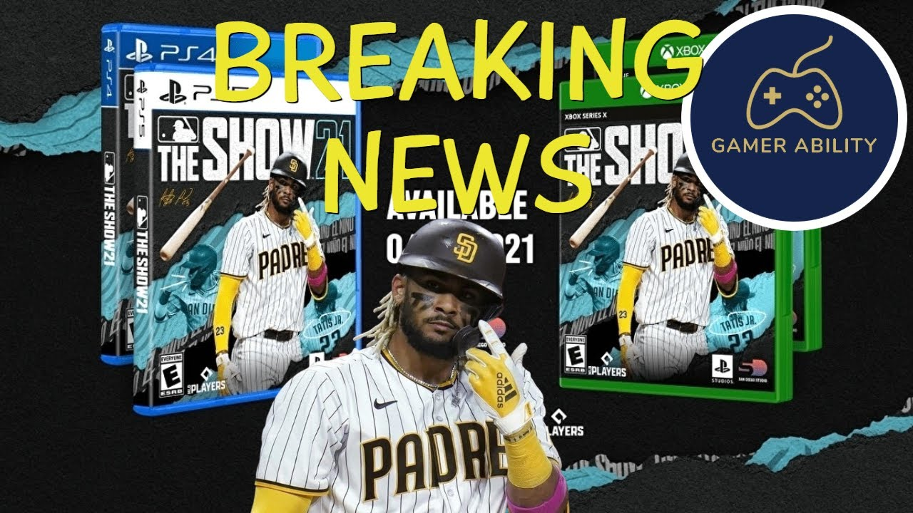MLB The Show 21 XBOX Release and More Breaking News