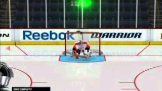 NHL 11 PS3 - In-Game Tutorial