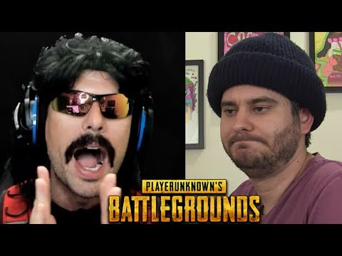Doc Reacts to H3H3 Talking about Him and Funny Moments on PUBG!