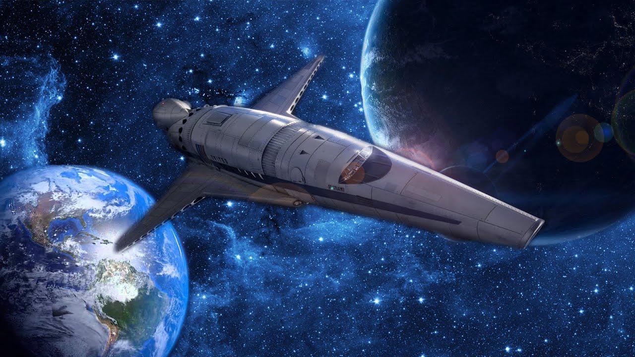 Montagem Photoshop : Nave Espacial