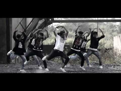 RTD crew    EMINEM FT. Rihannna - love the way you lie(krump mix) Dance cover