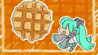 Sugar Choccolate Waffle (English and Japanese subbed)