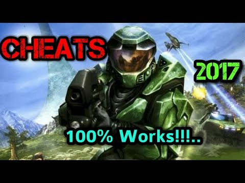 How To Get Cheats In Halo : Combat Evolved (PC) 100% WORKS!