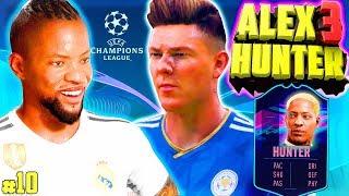 ВЫЙДЕМ В ФИНАЛ ЛИГИ ЧЕМПИОНОВ ??? | ИСТОРИЯ ALEX HUNTER 3 | FIFA 19 | #10 (РУССКАЯ ОЗВУЧКА)