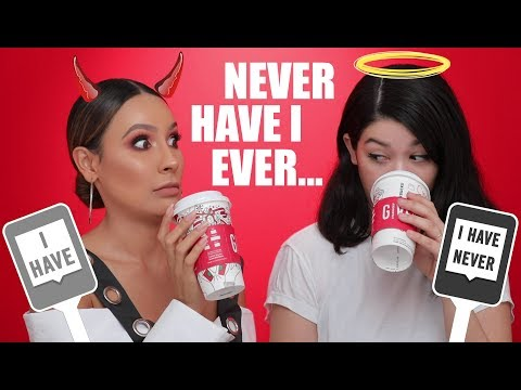 NEVER HAVE I EVER: STEALING, FIST FIGHTS, COCKROACHES?! | DESI PERKINS